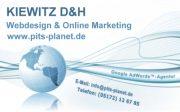 Webdesign von KIEWITZ D&H