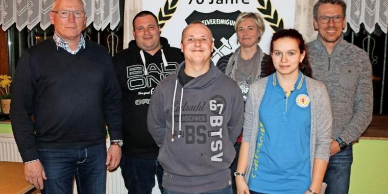 SpvGG Vorstand